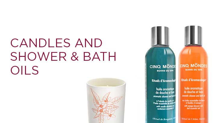 Cinq Mondes: Bath & Shower